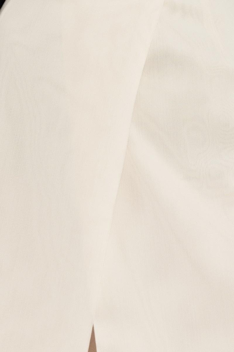 Second Skin layered skirt