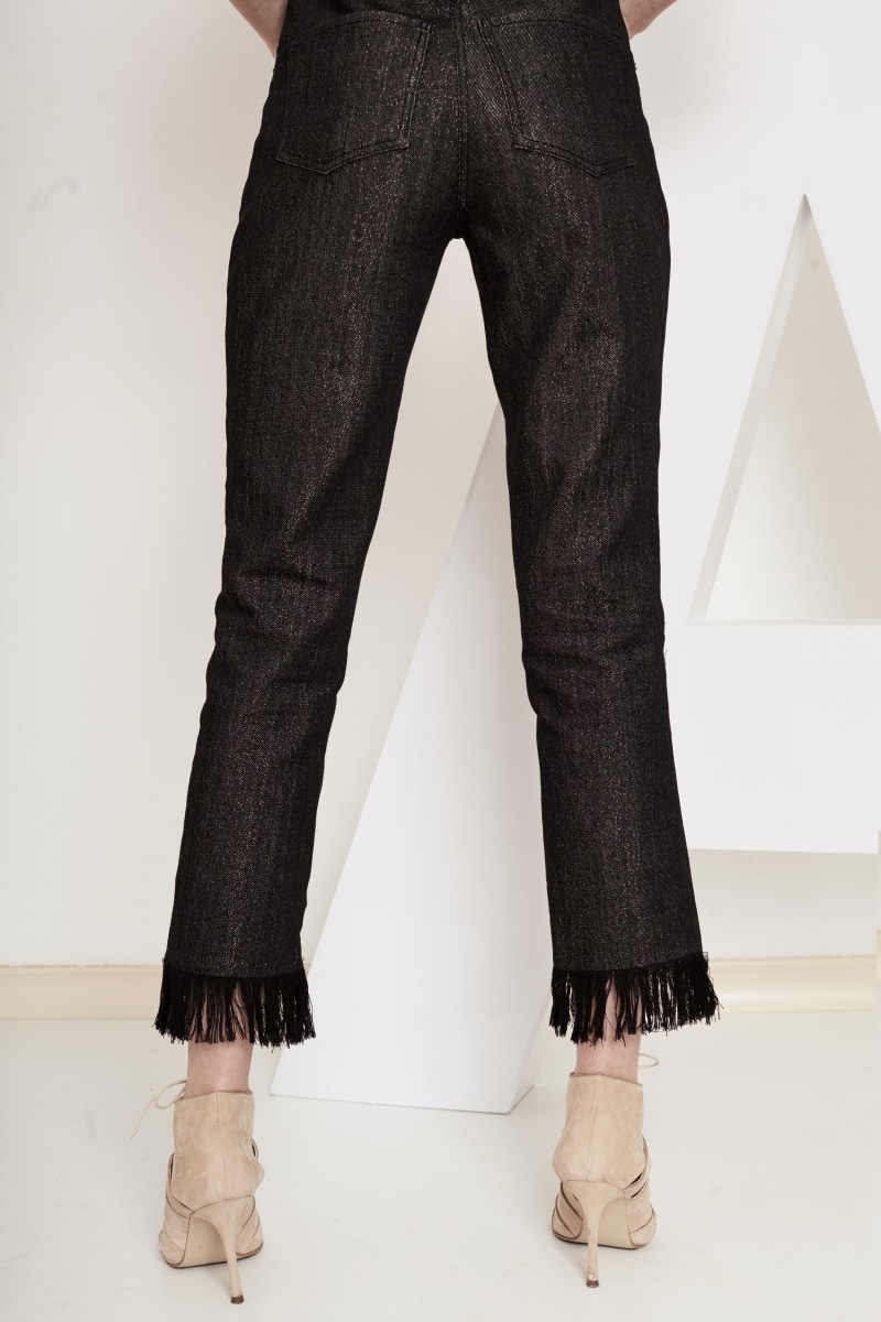 Stardust high-waisted jeans