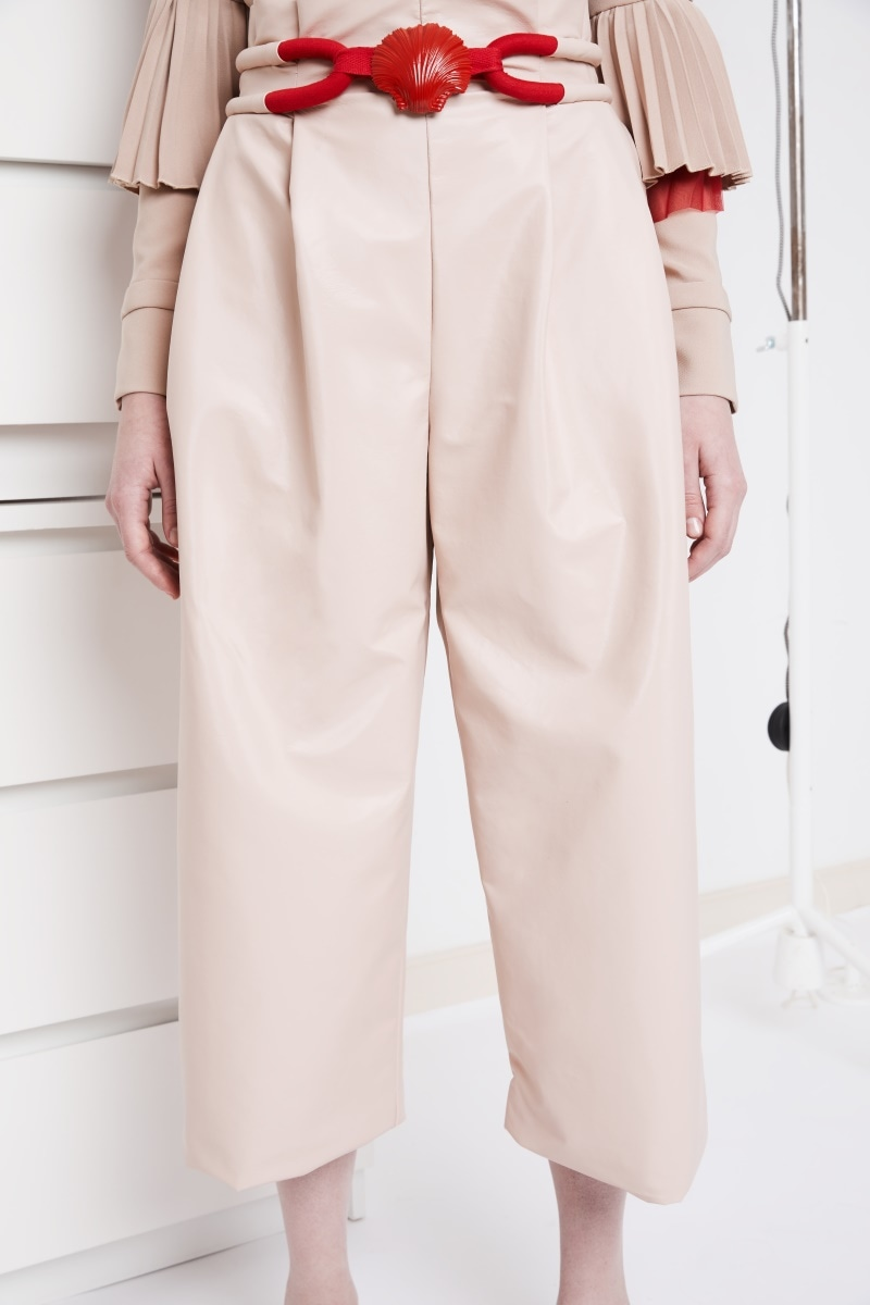 Soulmate nude trousers