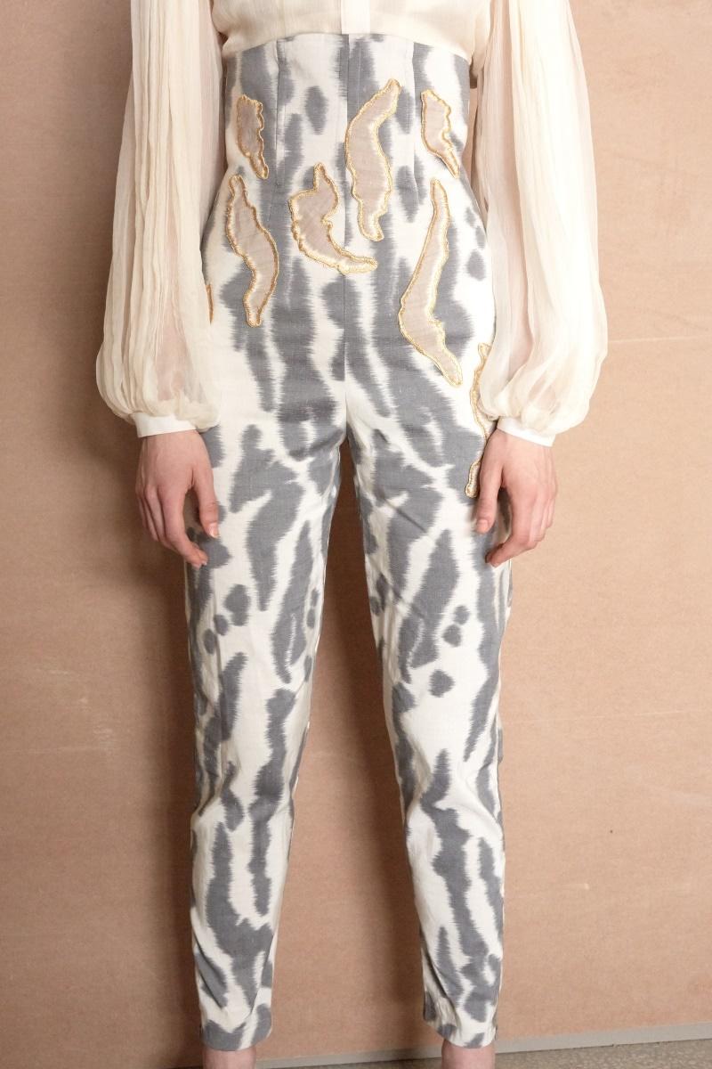 Meteorite trousers