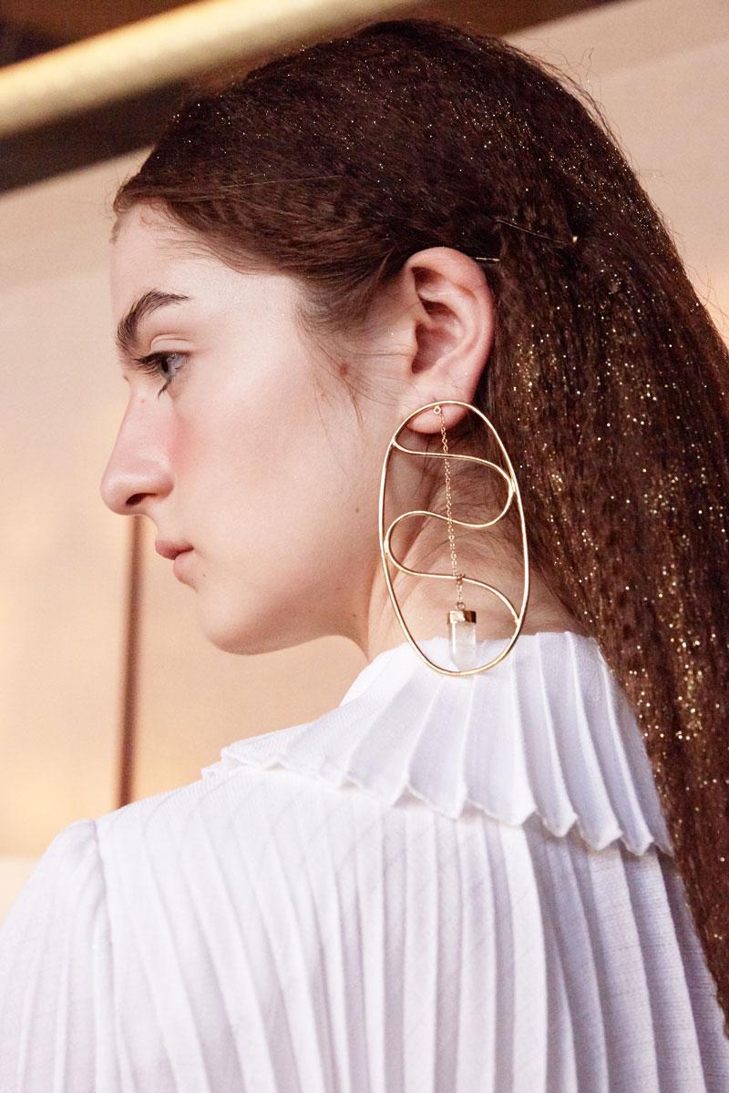 Healer earring