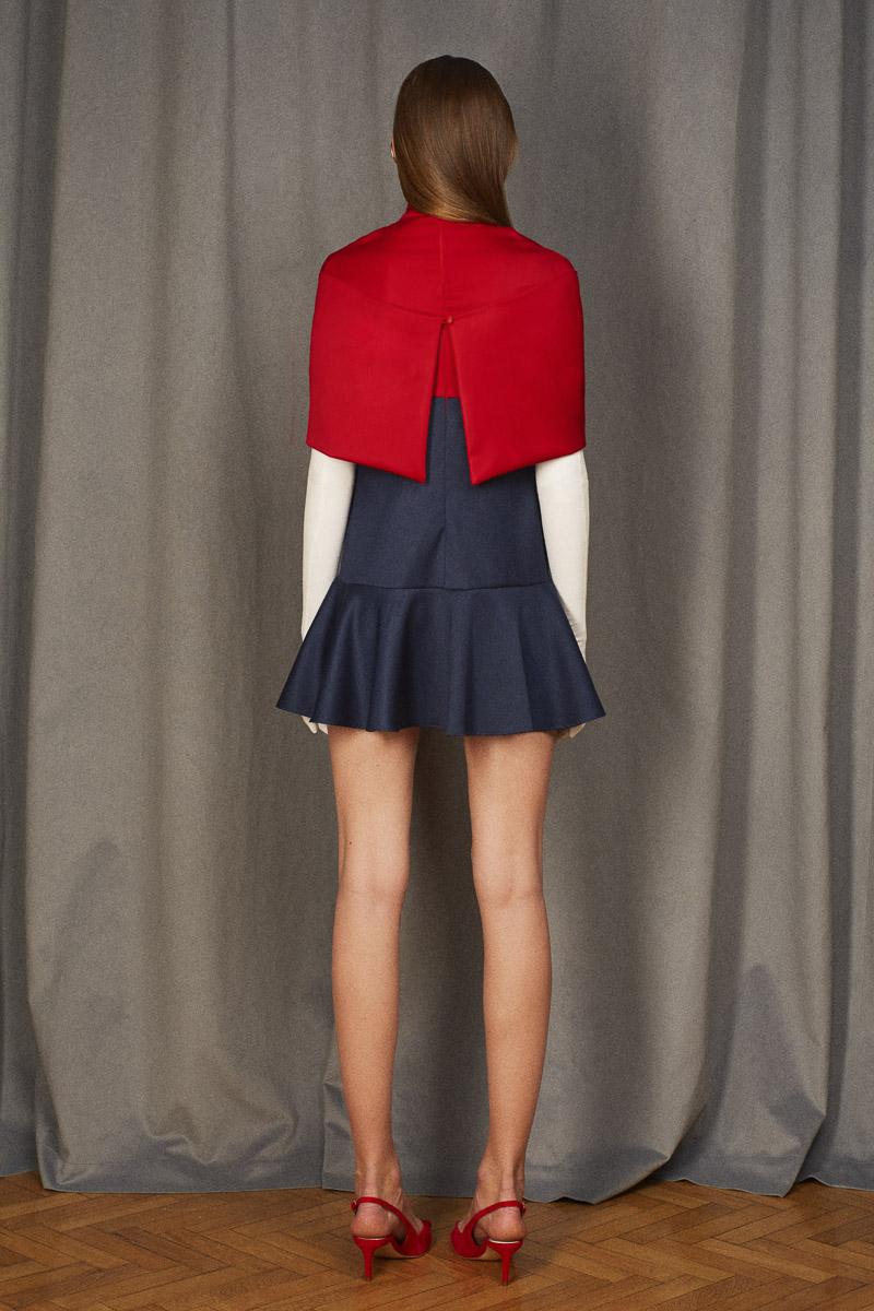 STARSAILOR color-block dress