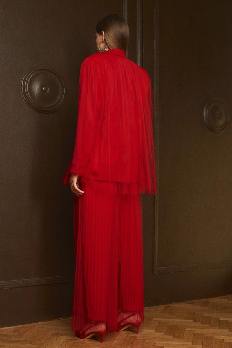 VILLAIN layered suit