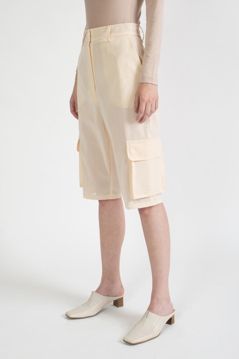 OVERACHIEVER cargo shorts